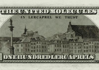 personalizowane banknoty