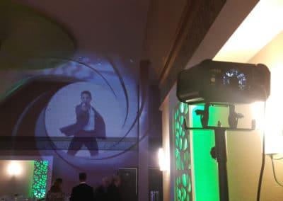 Dekoracje tematyczne 007 Bond Casino Royale 12